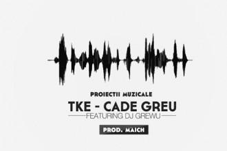 TKE feat. Dj GreWu - Cade Greu prod. Maich - ARTWORK