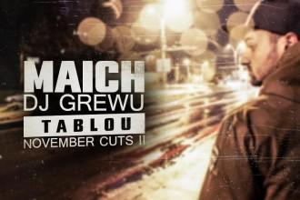 Maich feat. Dj GreWU - Tablou - ARTWORK