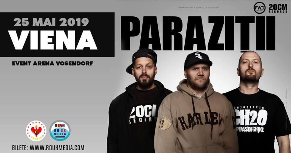 parazitii cluj 2021 bilete